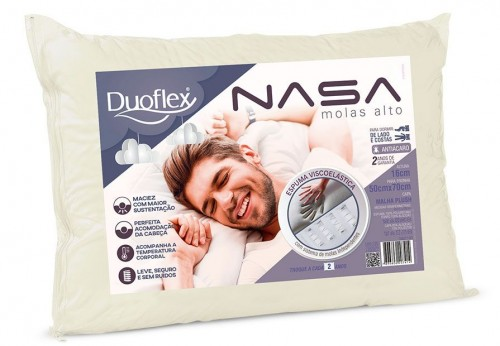 SPRINGS NASA PILLOW