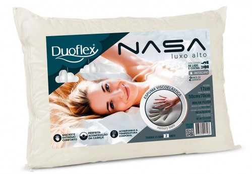 HIGH NASA LUX PILLOW