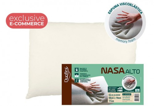 HIGH NASA PILLOW (E-COM)