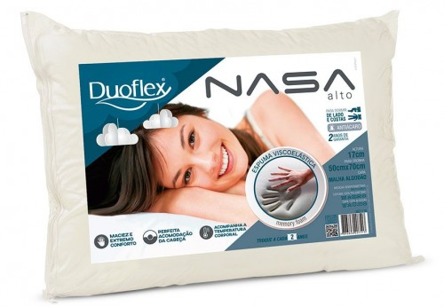 HIGH NASA PILLOW