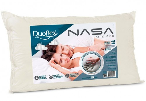 HIGH NASA KING PILLOW