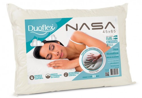 STANDARD NASA PILLOW