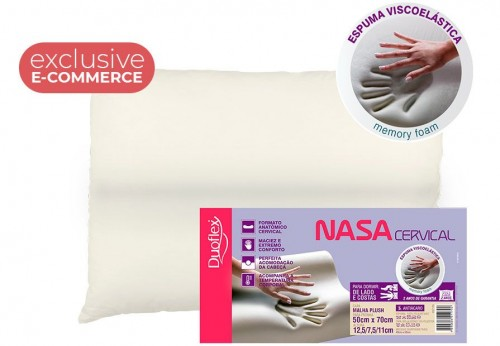 ANATOMIC NASA PILLOW (E-COM)