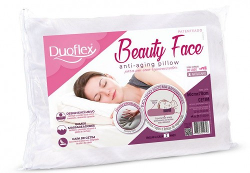 BEAUTY FACE PILLOW