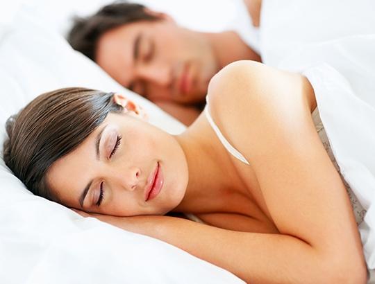 Os estágios de um sono perfeito