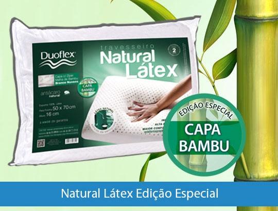 Natural Látex Edição Especial