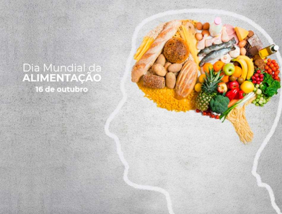 Dia Mundial da Alimentação - SONO E DIETA CAMINHAM JUNTOS