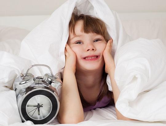 Rotina na hora de dormir influencia no aprendizado