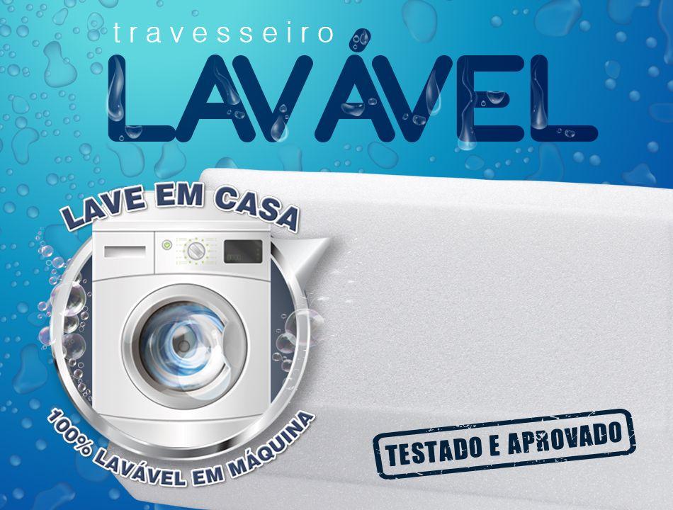 """DUOFLEX LANÇA O TRAVESSEIRO """"LAVÁVEL"""""""