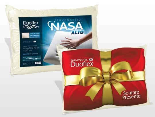 Travesseiro Duoflex: presente perfeito e original para o dia das mães