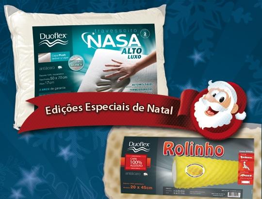 Edições especiais de Natal!