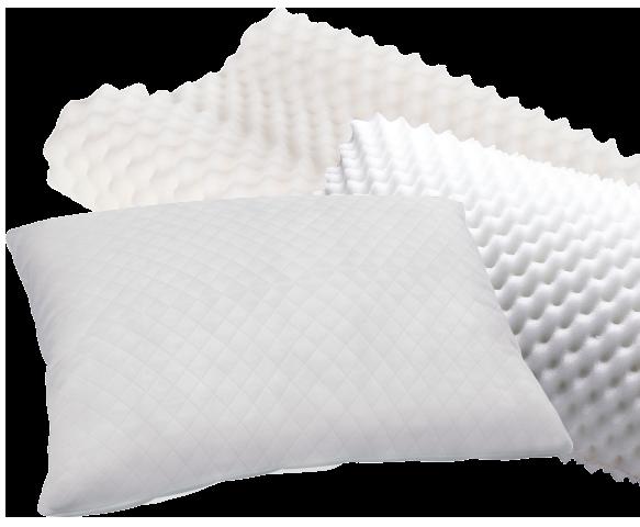 Travesseiro Espuma Fria