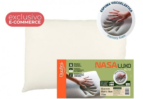 NASA LUXO ALTO (E-COM)