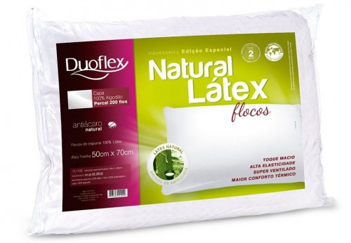 NATURAL LÁTEX FLOCOS